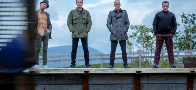 T2 Trainspotting Banner