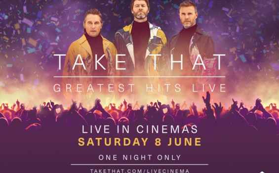 Take That: Greatest Hits Live Arts Cinema
