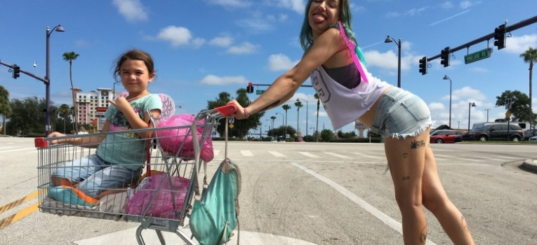 The Florida Project Banner