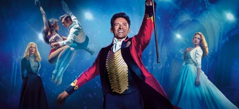 The Greatest Showman Banner