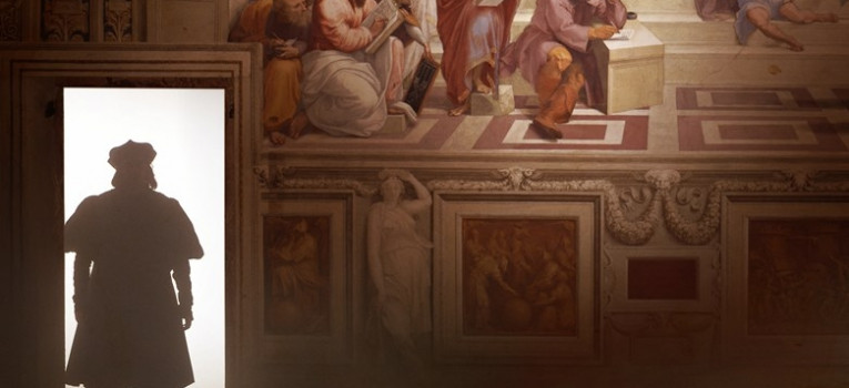 The Italian Collection: Raphael - Lord of the Arts Banner