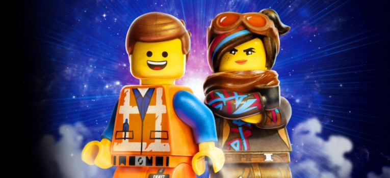 The LEGO Movie 2: The Second Part Banner