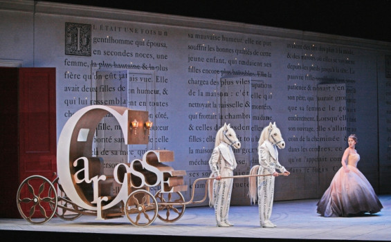 The Met Opera 2017-18 Season: Cendrillon Arts Cinema