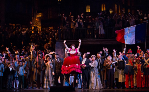 The Met Opera 2017-18 Season: La Bohème Arts Cinema