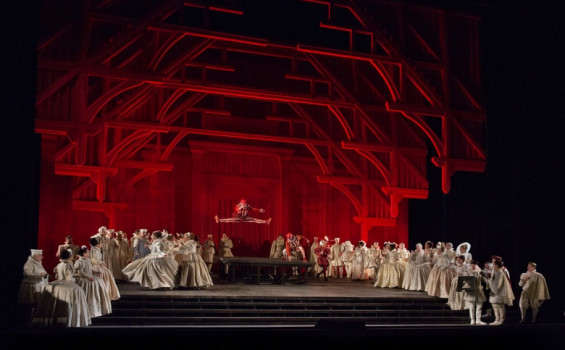 The Met Opera 2019-20: Maria Stuarda Arts Cinema