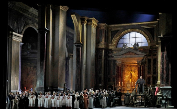 The Met Opera 2019-20: Tosca Arts Cinema