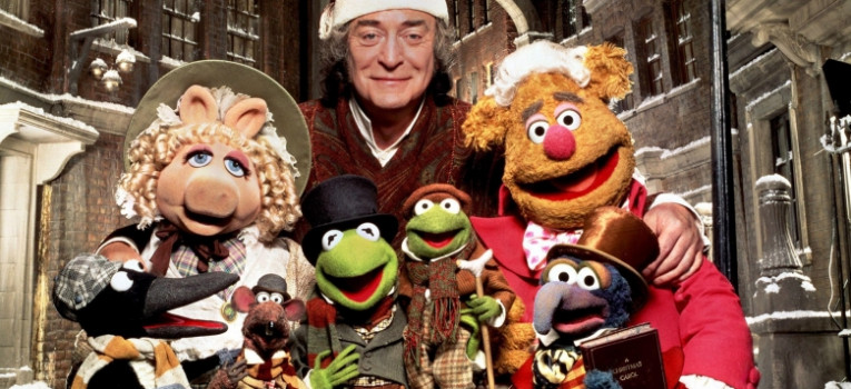 The Muppet Christmas Carol Re-Release Banner