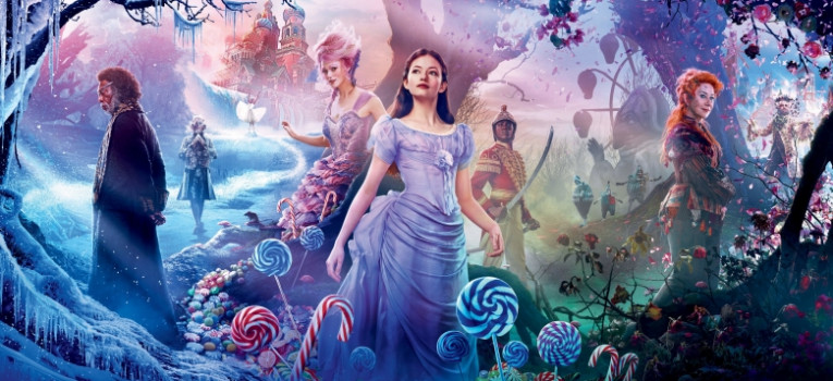 The Nutcracker and the Four Realms 2D Banner