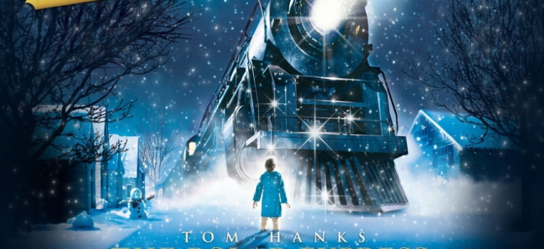 The Polar Express Re-Release Banner