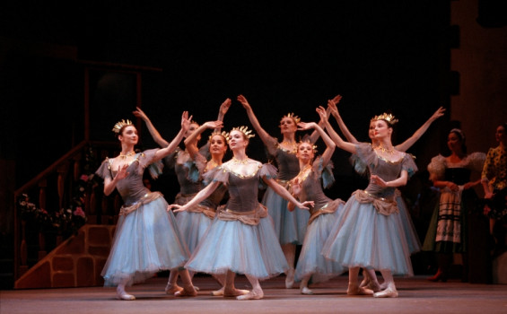 The Royal Ballet 2019/20: Coppelia Arts Cinema