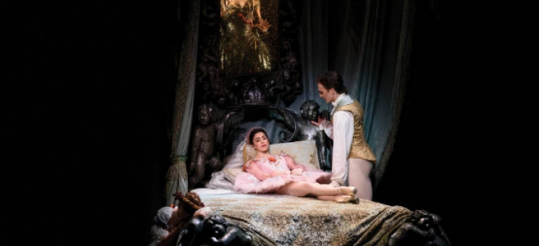 The Royal Ballet 2019/20: The Sleeping Beauty Banner