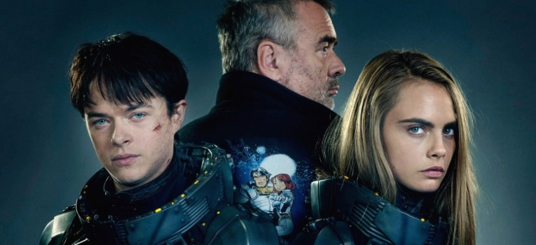 Valerian and the City of a Thousand Planets Banner