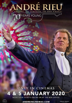 André Rieu: 70 YEARS YOUNG Image