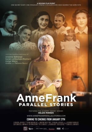 Anne Frank: Parallel Stories Image