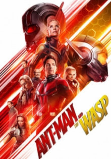 Ant-Man and the Wasp 2D Image
