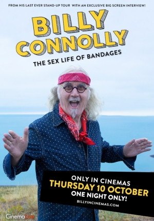 Billy Connolly: The Sex Life of Bandages Image
