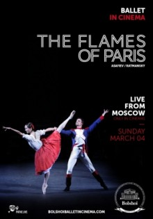Bolshoi Ballet 2017/18: The Flames of Paris Image