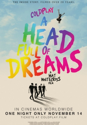 Coldplay: A Head Full of Dreams Image