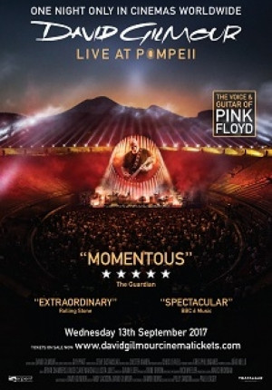David Gilmour: Live at Pompeii Image