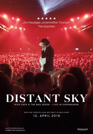 Distant Sky - Nick Cave & the Bad Seeds Live Image