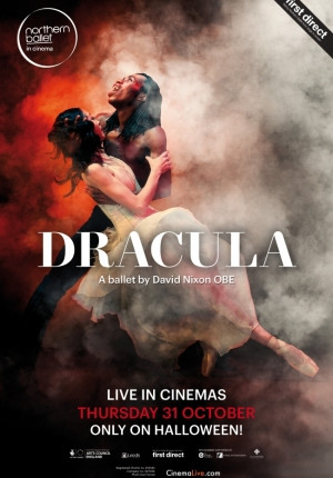 Dracula Live from the Northern Ballet Image
