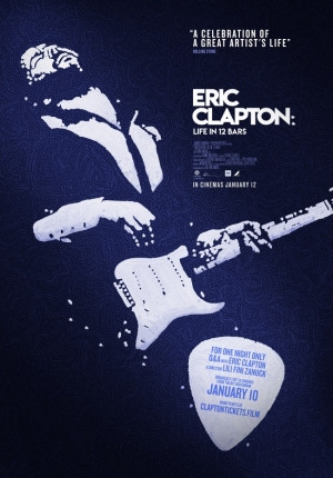 Eric Clapton: Life in 12 Bars with Live Q&A Image