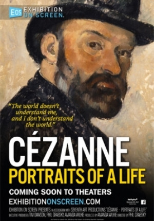 EXHIBITION ON SCREEN: Cézanne Image