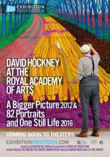 EXHIBITION ON SCREEN: David Hockney Image