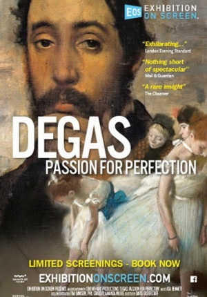 Exhibition on Screen: Degas Passion for Perfection Image