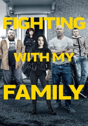 Fighting with My Family Image
