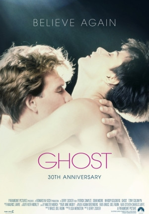 Ghost (1990) 30th Anniversary Image