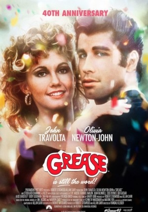 Grease - 40th Anniversary Re-Release Image