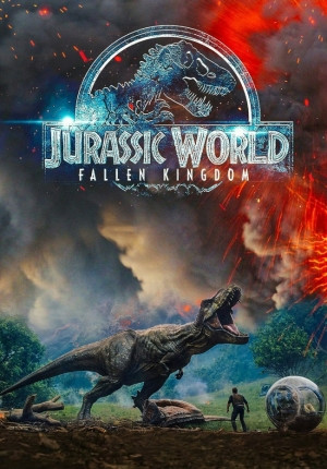 Jurassic World: Fallen Kingdom 3D Image