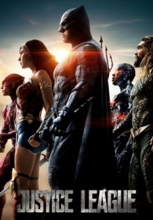 Justice League 2D Image