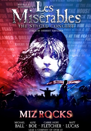 Les Miserables: The Staged Concert Image