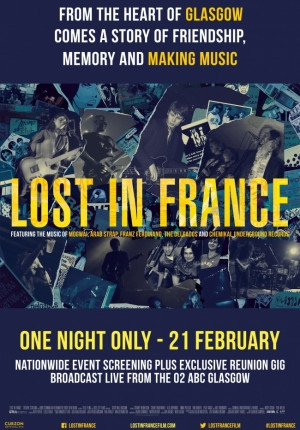 Lost in France with Live Broadcast Image