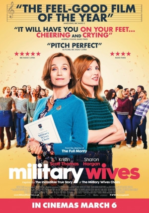 Military Wives Golden Eye Image
