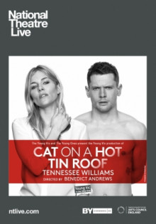 NT Live: Cat on a Hot Tin Roof (recorded live) Image