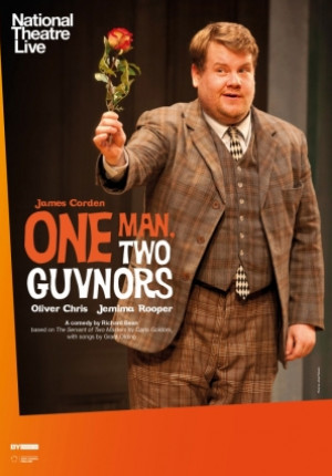 NT Live: One Man, Two Guvnors (Encore) Image