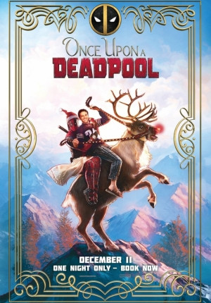 Once Upon A Deadpool Image
