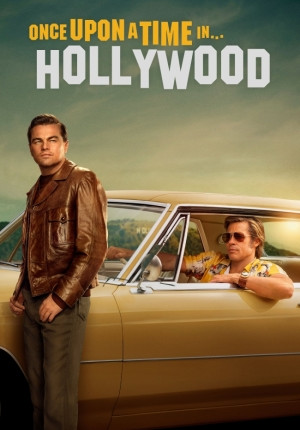 Once Upon a Time in... Hollywood AD/ST Image