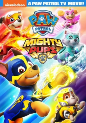Paw Patrol: Mighty Pups Image