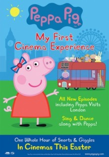 Peppa Pig: My First Cinema Experience Image