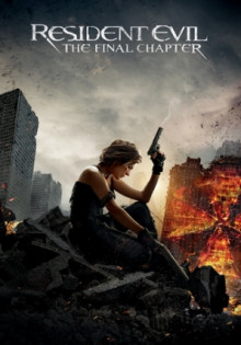 Resident Evil: The Final Chapter 2D Image