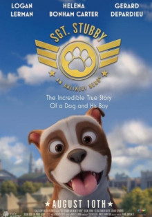 Sgt. Stubby: An Unlikely Hero Image