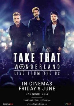 Take That: Wonderland Live from the O2 Image