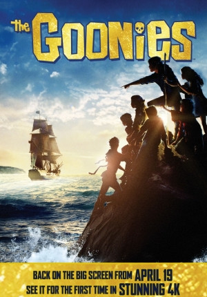The Goonies: 4K Re-Release Image