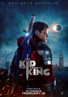 The Kid Who Would Be King Image