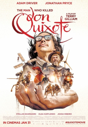 The Man Who Killed Don Quixote with Q&A Image