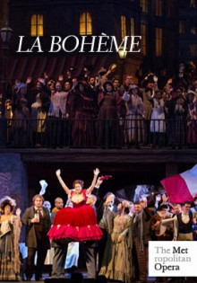 The Met Opera 2017-18 Season: La Bohème Image